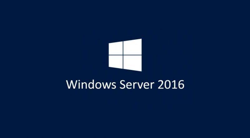 Rename Windows Server 2016 Computer