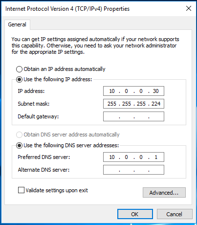 Setup Windows Server 2016 as a NAT Router – ExperiencingIT