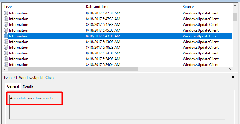 Deploying the SCCM CLient via the SUP (Software Update Services)