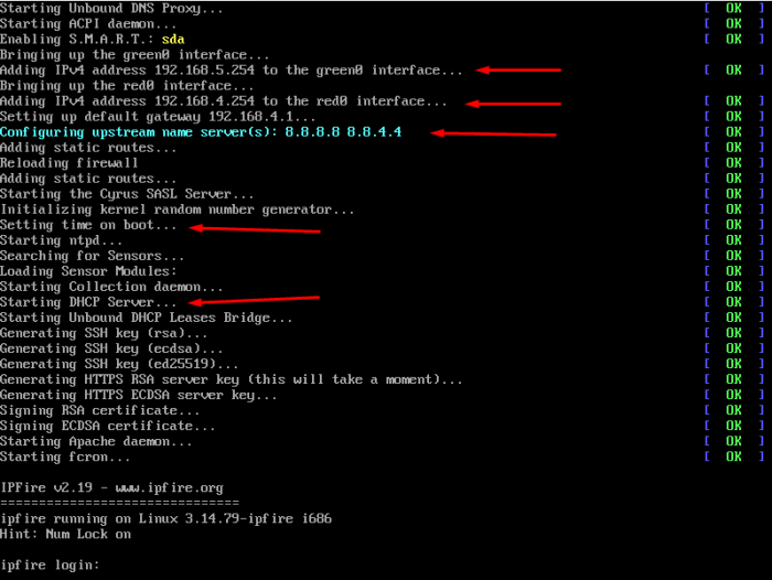 Installing IPFire Hyper-V