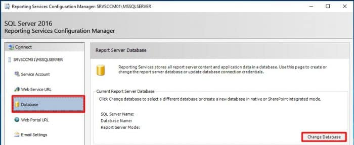 Install SQL Server 2016 Reporting Services