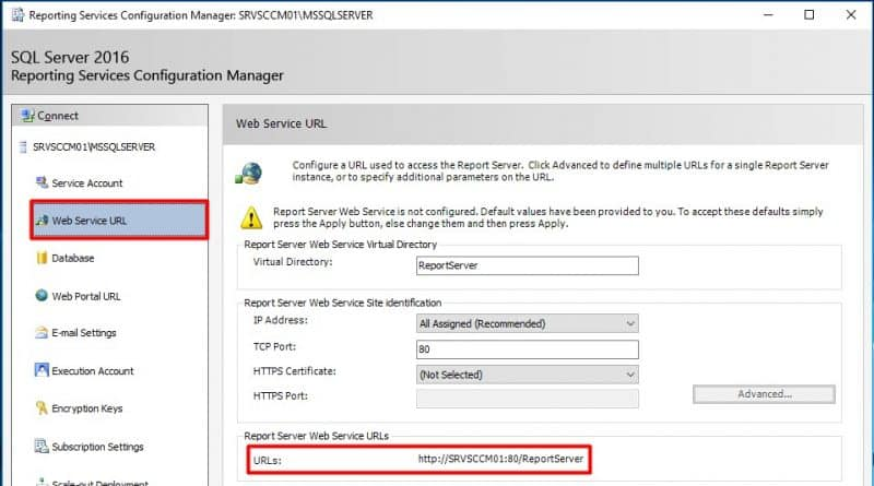Install SQL Server 2016 Reporting Services – ExperiencingIT