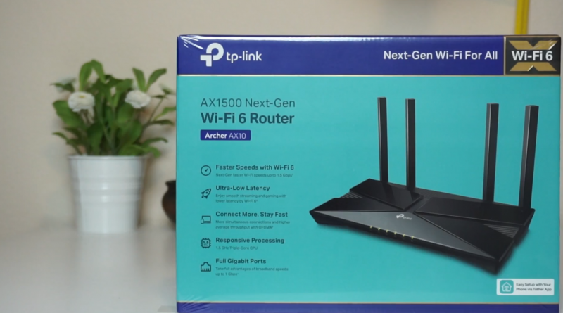 Upgrading my router - WiFi 6 TP-Link AX1500
